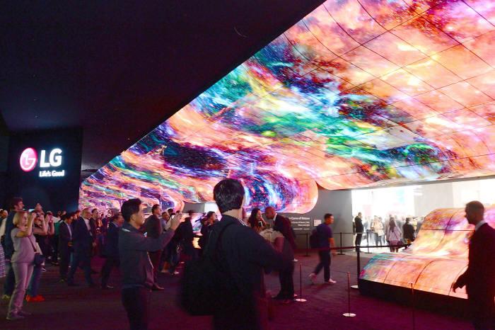 IFA 2019, '삼성과 LG'에 글로벌 시선집중
