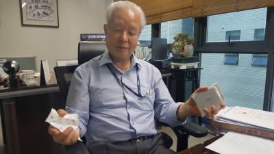 """김종협 데시칸 회장 """"끊임없는 기술개발, 품질관리로 글로벌기업으로 발돋움"""""""