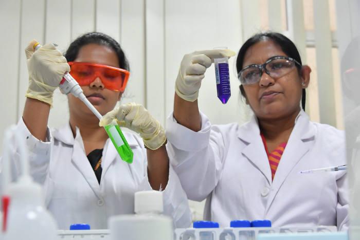 [창간 37주년:기술독립선언Ⅲ]KOICA 스리랑카 과학수사 역량사업
