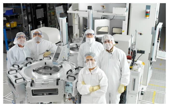 램리서치 연구원들(자료: 홈페이지)
