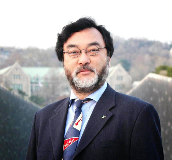 안종배 국제미래학회 제3대 회장