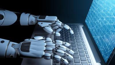 로봇 직원과 일하기