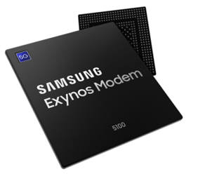 2019 전파방송 기술대상 대통령상은 삼성전자가 출품한 세계 최초 5G 스마트폰용 핵심반도체 부품이 차지했다.