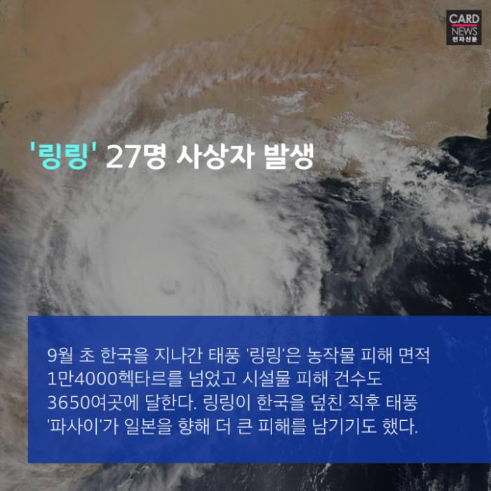 [카드뉴스]태풍에도 친인척이 있다?