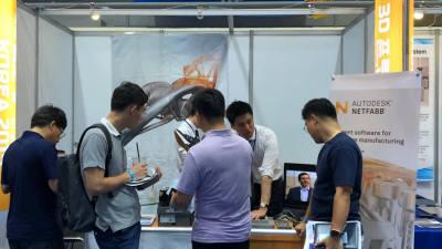 한국델켐, 울산 3D프린팅 코리아 2019 전시회 참가… 제조생산성 높이는 기술 소개