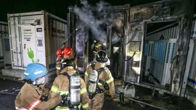 ESS 안전강화 조치 후 두번째 화재 발생…업계 촉각