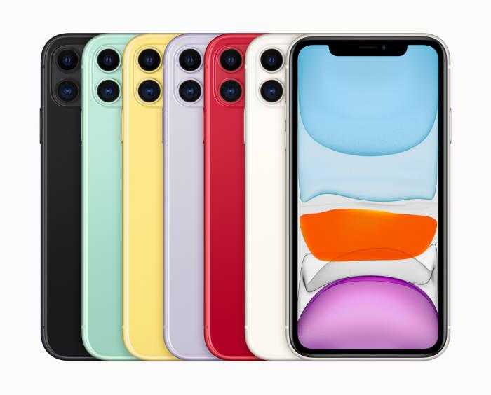 애플 아이폰11