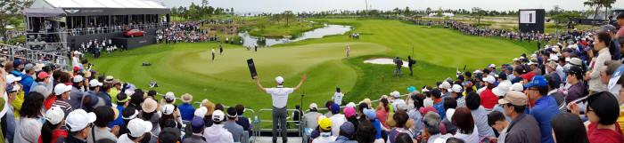 2019 제네시스 챔피언십이 오는 10일부터 13일까지 인천 송도 잭 니클라우스 골프클럽 코리아에서 개최된다.