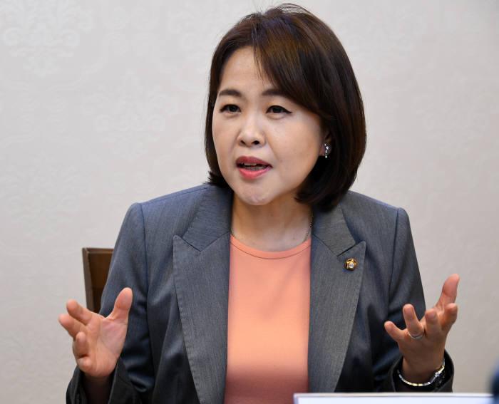 송희경 자유한국당 의원(사진=윤성혁 기자)