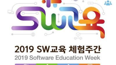 글로벌 학습법 확인하고 코딩 경쟁…SW교육 체험주간 시작