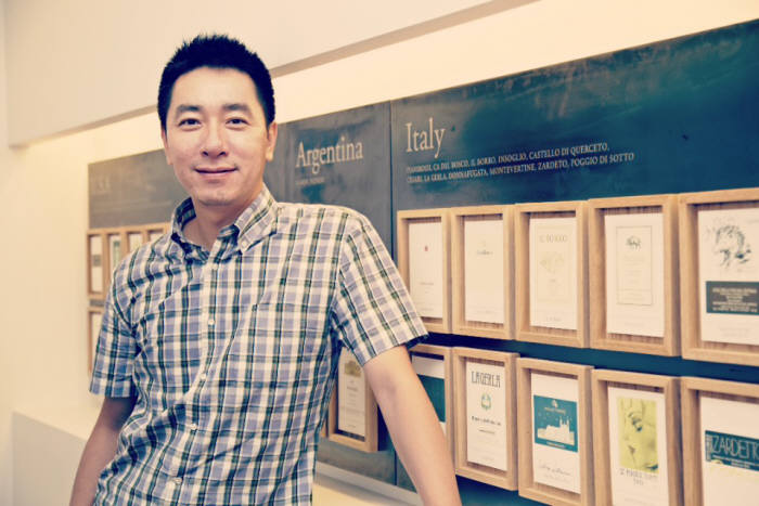 부산에 비욘드엑스를 설립해 글로벌 물류혁신 트렌드를 알리고 있는 김철민 대표.