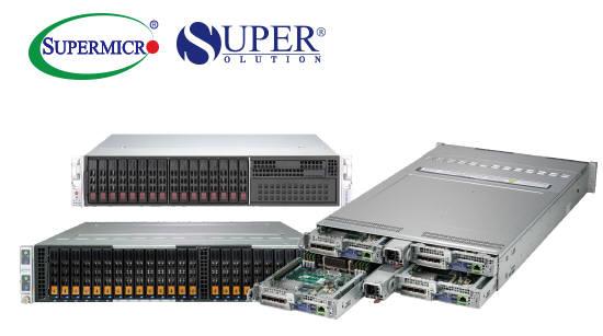 슈퍼솔루션은 슈퍼마이크로 최신 서버 `H12 A+를 국내 첫 소개했다.