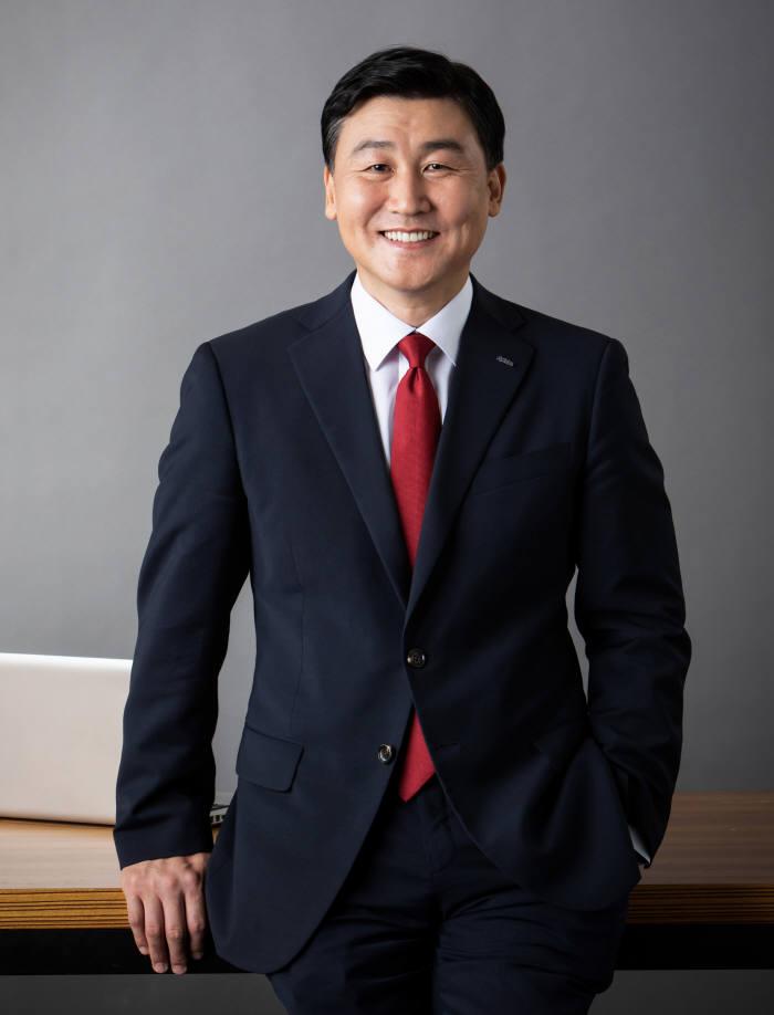 이맹희 지엔텔 대표.