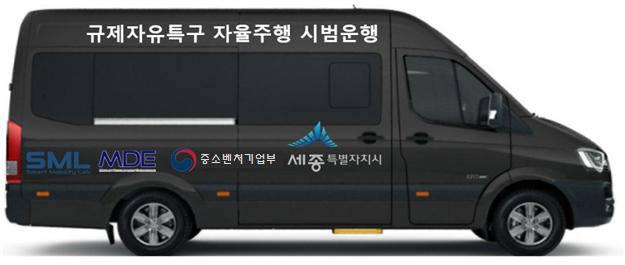 [이슈분석] MDE, 소형 셔틀버스 자율주행 상용화 도전