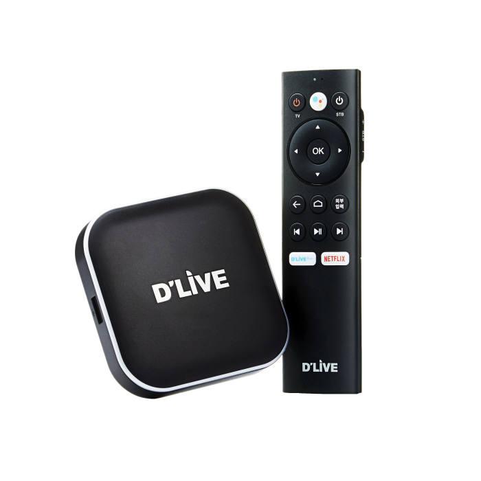 딜라이브, OTT박스 누적판매 40만대 임박···디즈니·애플과 손잡나