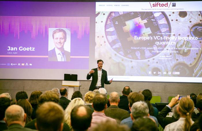 SK텔레콤, 유럽에 1400㎞ '양자고속도로' 깐다