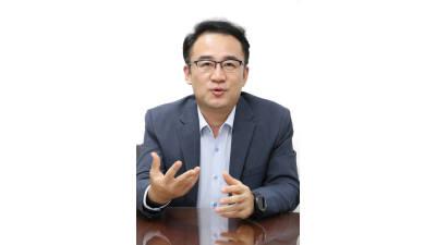 """윤경모 KT SCM전략담당 상무 """"중소·벤처와 협력이 혁신 시발점"""""""
