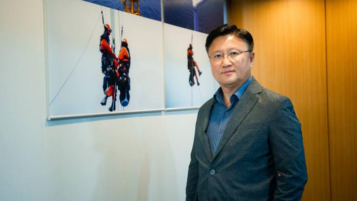 장영진 케이윈드 대표