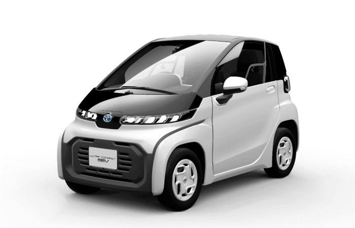 일본 토요타가 이달 23일부터 열리는 도쿄 모터쇼에서 공개 예정인 초소형 전기차.
