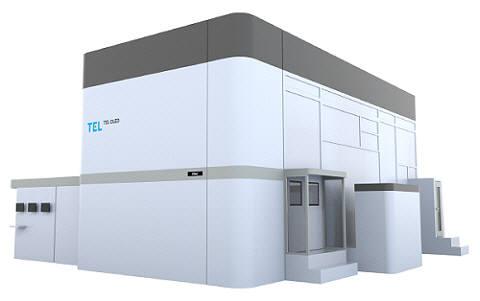 도쿄일렉트론이 선보인 2세대 규격 잉크젯 프린팅 시스템 엘리우스 500 프로 (사진=도쿄일렉트론)