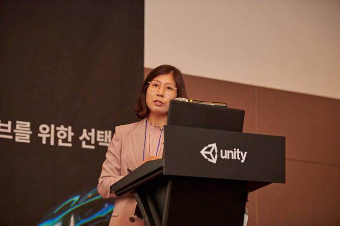 김인숙 유니티코리아 대표