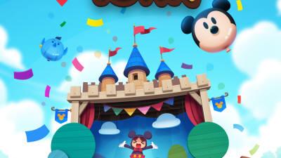 선데이토즈, 아시아 지역 모바일 퍼즐 게임 '디즈니 팝 타운' 출시