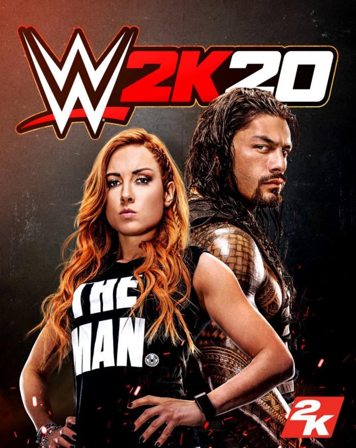 2K, WWE 2K20 전세계 출시