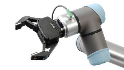 로보티즈, 유니버셜로봇용 로봇핸드 출시...엔드이펙터 사업 본격화
