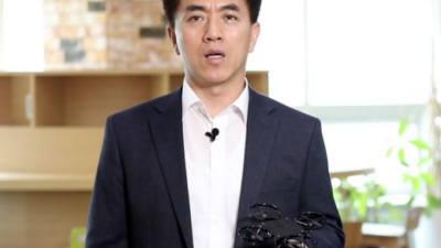 """곽승계 위즈윙 대표 """"교육·완구용 드론으로 외산 독주 막는다"""""""