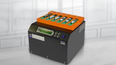 디지털존, 대만 유리치의 차세대 하드 NVMe 대량 복제기 출시