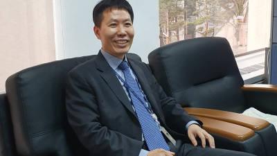 """[人사이트]김지수 한국은행 차세대시스템개발단장 """"11개월 남은 사업 성공 완수하겠다"""""""