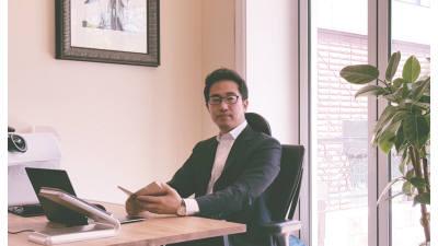 """[人사이트]박현민 오라컴디스플레이 대표 """"내년 상장...폴더블 핵심 역할 알리겠다"""""""