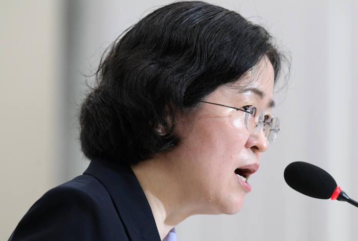 조성욱 공정거래위원장.