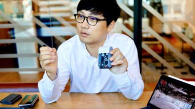 """이일희 제닉스 스튜디오 대표 """"IoT-블록체인 결합, 해외시장 노크"""""""