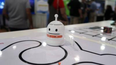 아이스크림미디어 코딩 로봇 '뚜루뚜루', 에듀테크 아시아 2019 금상 수상