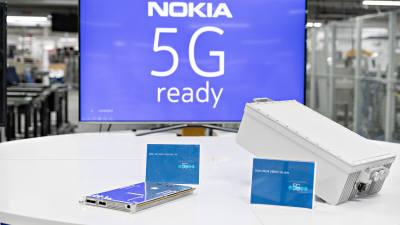 [국제]노키아, 5G 특허 선언서 2000개 넘어