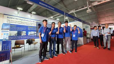 비젠트로, 글로벌 생산기지 베트남 스마트팩토리 시장 공략…베트남제조산업박람회 참가