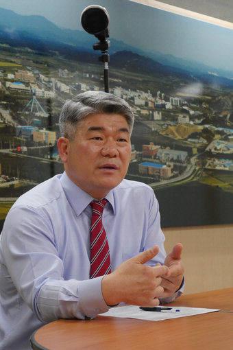 김진향 개성공업지구지원재단 이사장.