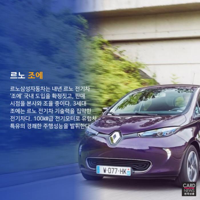 [카드뉴스]2020년 보급형 전기차 쏟아진다
