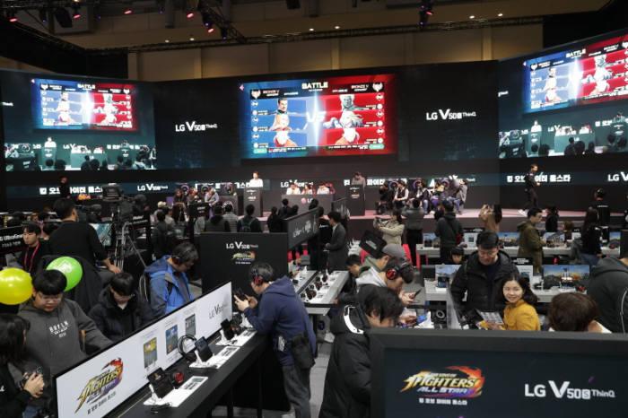 LG전자, 지스타 2019에 역대 최대 전시공간 마련... '게임 마니아' 잡는다