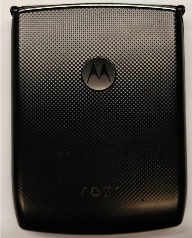 미국 FCC에 등록된 모토로라 폴더블 스마트폰