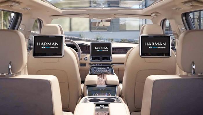 하만 차량 내 커뮤니케이션 솔루션 프리미엄커뮤니케이션즈 (Premium Communications) (제공=하만인터내셔널)