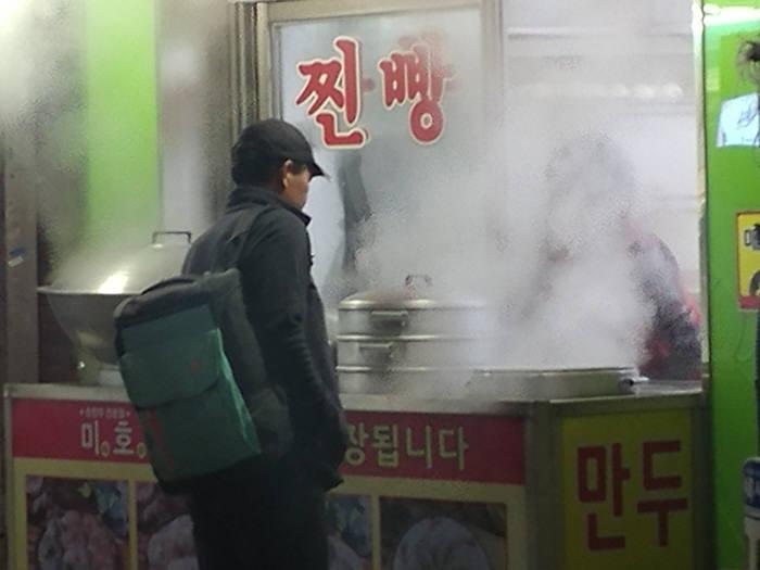 [기자의 일상] 만두집은 벌써 겨울