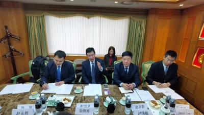 한중 벤처산업 활성화 간담회 개최…중국 사이버넛 등 국내 벤처캐피털과 협업