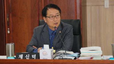 """채신덕 경기도의원 """"스포츠클럽 활성화로 선수육성해야"""""""
