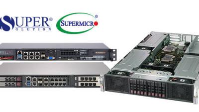 {htmlspecialchars(슈퍼솔루션, 엔비디아 엣지컴퓨팅 구축 위한 `NGC-레디' 지원하는 슈퍼마이크로 서버 공급)}
