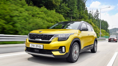 내년 '셀토스·코란도 EV' 출격…전기 SUV 판 커진다