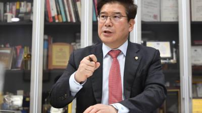 """김성태 자유한국당 의원 """"알뜰폰, 분리매각 이슈 넘어 정책전환 필요하다"""""""
