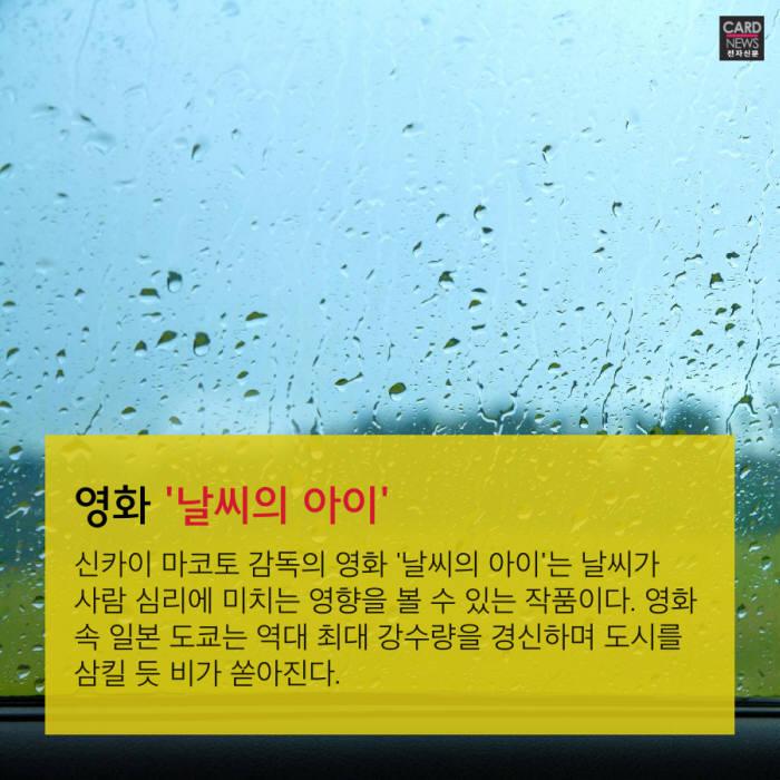 [카드뉴스]날씨에 따라 '성격'도 변할까