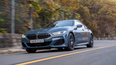 BMW 뉴 8시리즈…20년 만의 부활, 럭셔리 스포츠카 새 길을 닦다